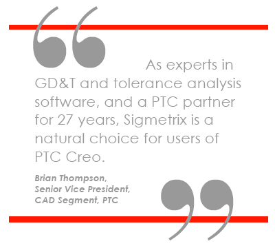 CETOL 6σ Helps Sigmetrix Leads Path Towards Model-Based Definition (MBD) Adoption