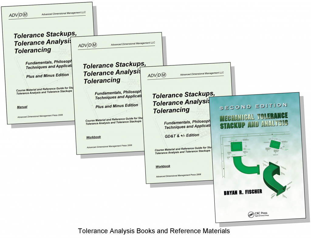 Tolerance Analysis Books and Reference Materials