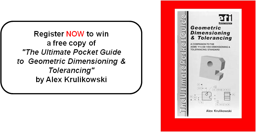 GD&T Basics a GD&T Pocket Guide for Dimensioning and Tolerencing