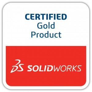 CETOL 6σ is a SOLIDWORKS Certified Gold Product