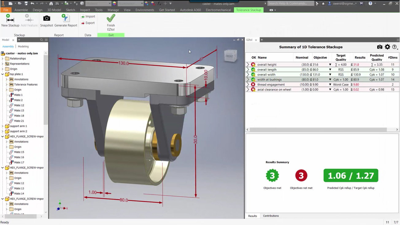 sigmetrix expands into autodesk user community with eztol for rh sigmetrix com Autodesk Inventor Icon Autodesk Inventor 2016