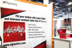 Sigmetrix Exhibits at Autodesk University